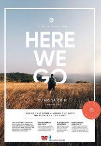 Book Cover: Here We Go – Cứ Mơ Và Cứ Đi
