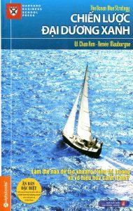 Book Cover: Chiến Lược Đại Dương Xanh