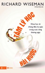 Book Cover: Tâm Lý Học Hài Hước