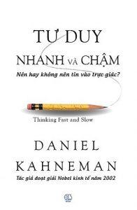 Book Cover: Tư Duy Nhanh Và Chậm
