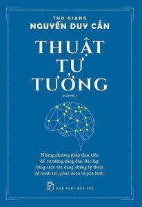 Book Cover: Thuật Tư Tưởng